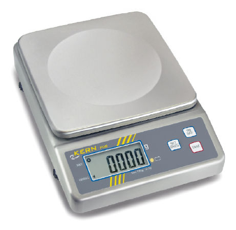 Bench scale with type approval 1 g : 1000 g